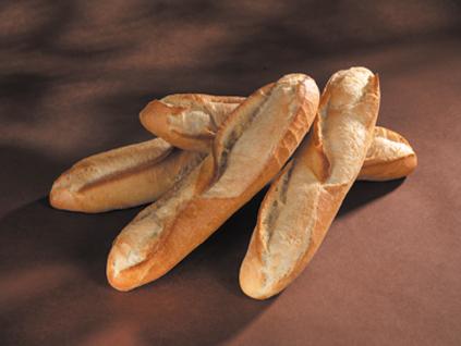 Baguettes sole sandwichs